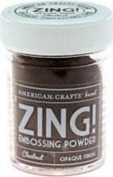 Poudre à embosser ZING CHESTNUT - American crafts