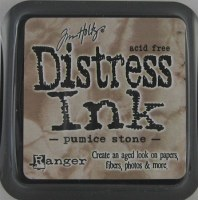 Distress ink - Pumice stone
