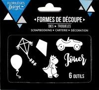 Dies JEUX D'ENFANCE - Florilèges