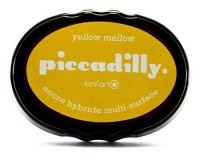 Encreur Piccadilly YELLOW MELLOW - Kesi'art