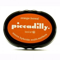 Encreur Piccadilly ORANGE BOREAL - Kesi'art