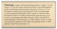 Tampon bois DEFINITION PRINTANIERE - Florilèges