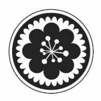 Tampon bois Bulle de fleur 1 - Florilèges Design