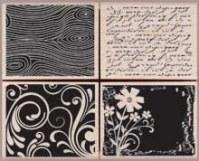 Tampons bois ARTISTIC WINDOWS - Hero Arts