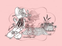 **Tampon clear PICNIC SOLACE - Belles'n whistles