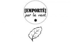 Tampon clear EMPORTE PAR LE VENT - Chrysalide stamps