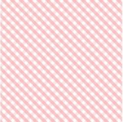 {Fil&Bulle}Textile adhésif VICHY 30x30 cm - Fabric's