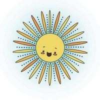 Tampon clear SUN - Imaginisce