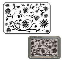 Clear stamps WILDFLOWER - Maya Road