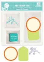 Clear stamp kit TWEET - Prima