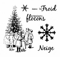 Tampons clear PREMIERS FLOCONS - Sultane