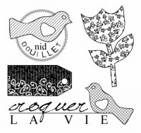 Tampons clear CROQUER LA VIE - Sultane