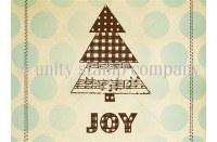 Tampon monté sur mousse OH JOY - Unity stamp