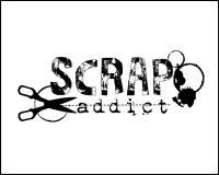 Tampon non monté SCRAP ADDICT