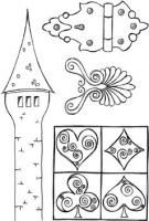 Tampons non montés CROWNS & CASTLES 9 - Paper artsy