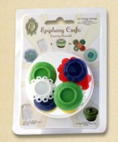 Embell. Vintage settings CLUBHOUSE - Epiphany crafts