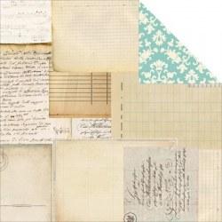 {So noted}Script & scribbles - Carta bella