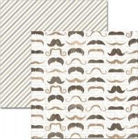 {He said}Mustache - Teresa Collins