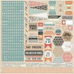 Stickers MEMORIES - Teresa Collins