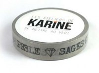 {Se mettre au vert} Masking tape PETITS BONHEURS - Les ateliers de Karine