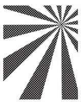 Tampon monté sur mousse STARBUST - Webster