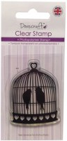 Tampon clear BIRDCAGE - Dovecraft