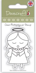Tampon clear ANGEL - Dovecraft