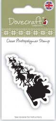 Tampon clear SLEIGH - Dovecraft