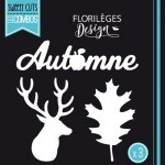 {Capsule septembre 2016}Dies AUTOMNE - Florilèges