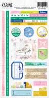 Stickers SE METTRE AU VERT - Les ateliers de Karine