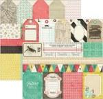 {DIY Shop}Borders - Crate paper