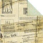 {DIY Shop}Vintage - Crate paper