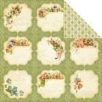 {Secret garden}Meadow lark - Graphic 45