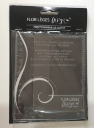 Positionneur de motifs - Florilèges