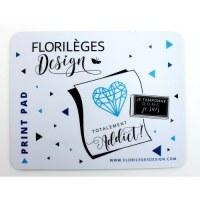 Tapis d'impression PRINT PAD - Florilèges