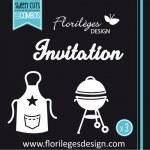 {Capsule juin 2016}Dies INVITATION - Florilèges