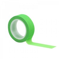 {Kiss my neon}Washi tape GREEN NEON - Kesi'art