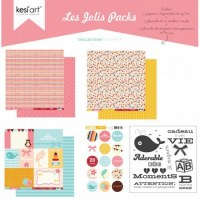Joli pack ADORABLE - Kesi'art