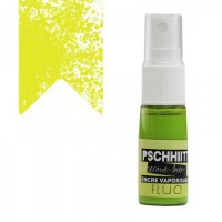 Encre en spray PSCHHIITT n°815 VERT FUSION - Kesi'art