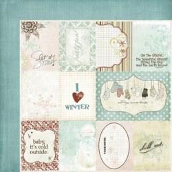 {Winterland}Cards - Fancy pants