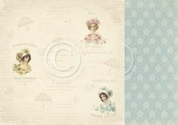 {Paris flea market}Parisian ladies - Pion design