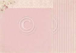 {Paris flea market}Pink lace - Pion design