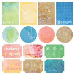 {Love is in the air}Die cuts ELEMENTS - 7 Dots studio