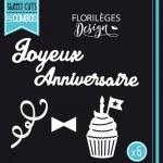 {Capsule octobre 2016}Dies JOYEUX ANNIVERSAIRE - Florilèges