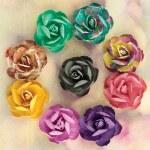 {Hello pastel}Feurs papier daisies - Prima