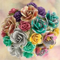 {Hello pastel}Mini roses - Prima