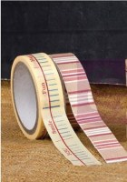 {Sunrise sunset}Washi and fabric tape - Prima