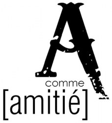 Tampon bois A COMME AMITIE - Evanescence design