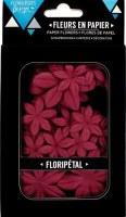 Fleurs Floripetal CARMIN - Florilèges