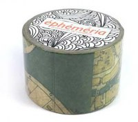 Masking tape CARTE ANCIENNE - Ephemeria
